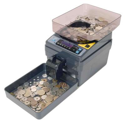 エンゲルス SCC-20 小型硬貨計数機 コインカウンター