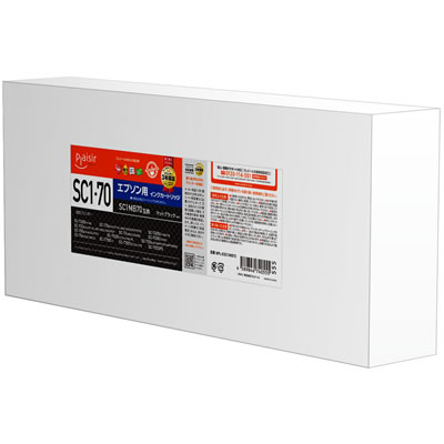 Plaisir BPL-ESC1MB70 インク 顔料 マットブラック 汎用品
