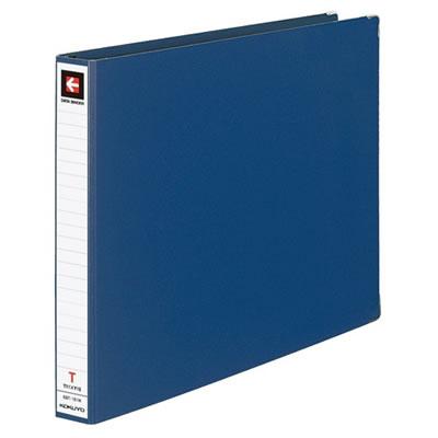 コクヨ EBT-151NA データバインダーT T11×Y15 22穴 280枚収容 藍