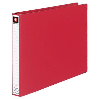 コクヨ EBT-151NR データバインダーT T11×Y15 22穴 280枚収容 赤