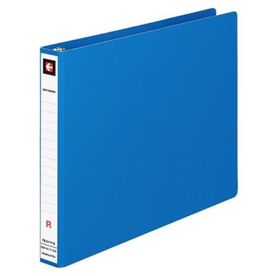 コクヨ EBR-N1712NB データバインダーR T8.5×Y12 17穴 170枚収容 青