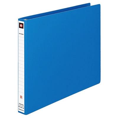 コクヨ EBR-N2014NB データバインダーR T10×Y14 20穴 170枚収容 青