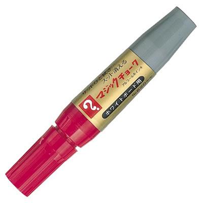 寺西化学 M620-T2 マジックチョーク 中字 赤