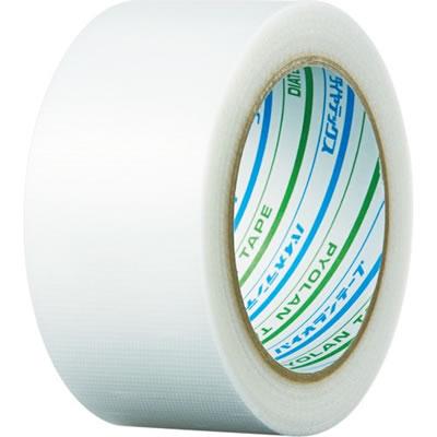 ダイヤテックス Y-09-CL50x25 パイオランクロス 塗装養生用強粘着テープ 幅50 クリア