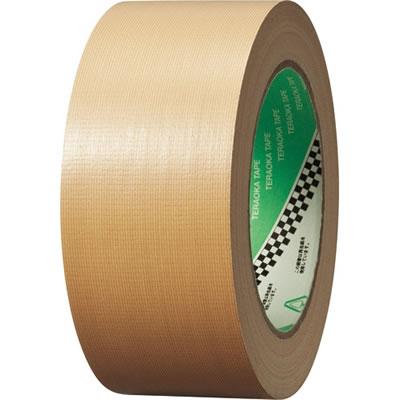 寺岡製作所 No.168NP 再生PET布テープ 幅50mm 1箱=30巻 ノンパッケージ