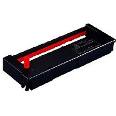 セイコー QR-12055D タイムレコーダ用リボンカセット 赤黒