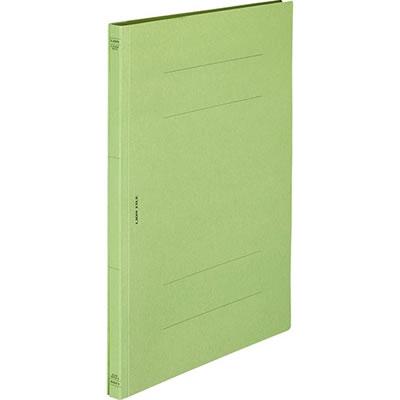 ライオン事務器 A-509KB4S フラットファイル(環境) 樹脂押え具 B4タテ 150枚収容 背幅18mm 緑