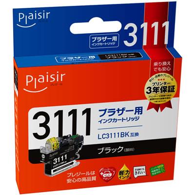 Plaisir PLE-BR3111B インク ブラック 汎用品