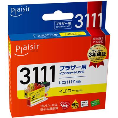 Plaisir PLE-BR3111Y インク イエロー 汎用品