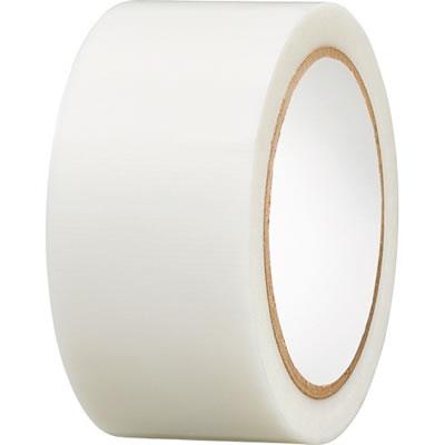 寺岡製作所 TGK-JNY50C 養生テープ 弱粘着 50mm×25m 透明