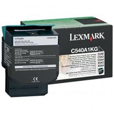 LEXMARK C540A1KG リターンプログラムトナーカートリッジ・ブラック(1000枚)