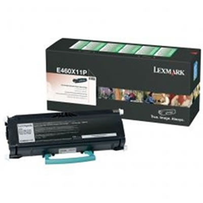 LEXMARK E460X11P リターンプログラムトナーカートリッジ・ブラック(Extra大容量/15000枚)