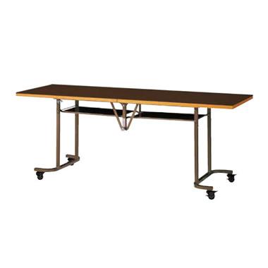 フライトテーブル 幅1800×奥行600mm ローズ