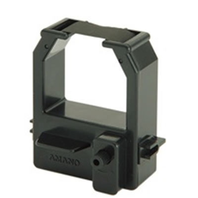 アマノ CE-320050 黒色リボン インクリボンカセット