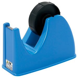 コクヨ R2T-M32B R2テープカッター 大巻・小巻両用 W85×D167×H105mm 青