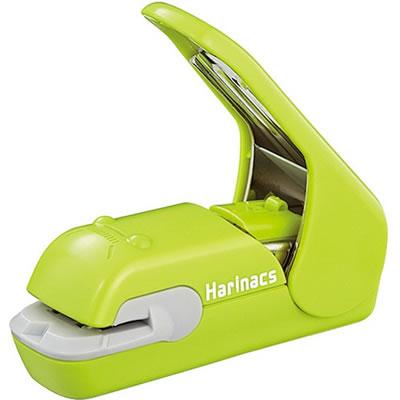 コクヨ SLN-MPH105G 針なしステープラー ハリナックスプレス 緑