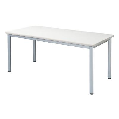 会議テーブル 幅1500×奥行900mm  ネオホワイト