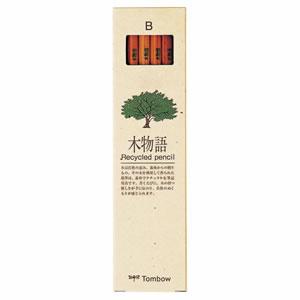 トンボ LA-KEAB エコ鉛筆木物語 B