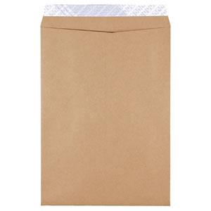 ピース 735-00 テープ付発送用封筒スーパークラフト 角2 業務用パック