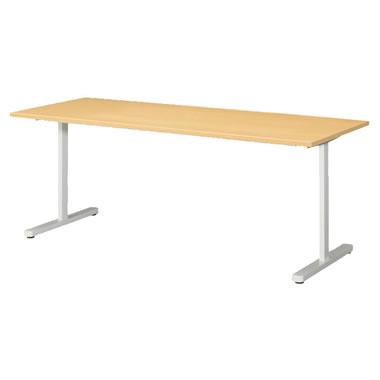 KAT型会議用テーブル 両角タイプ 1800×750mm ペールアルダー