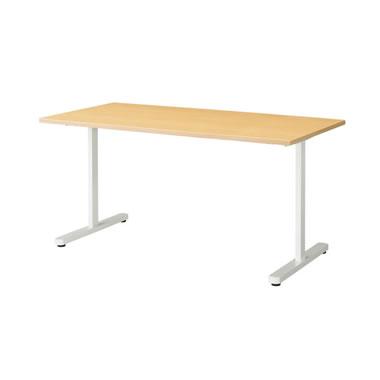 KAT型会議用テーブル 両角タイプ 1500×750mm ペールアルダー