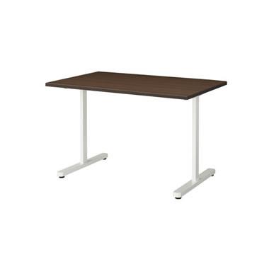 KAT型会議用テーブル 両角タイプ 1200×750mm ウォールナット