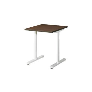 KAT型会議用テーブル 両角タイプ 600×750mm ウォールナット