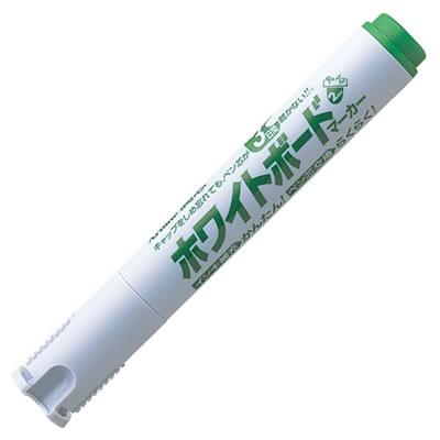 シャチハタ K-527-G アートライン潤芯ホワイトボードマーカー 丸芯 緑