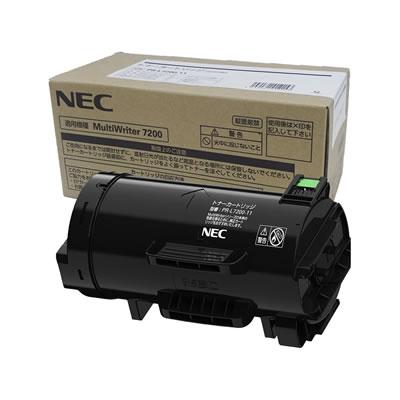 NEC PR-L7200-11 トナーカートリッジ 純正
