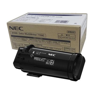 NEC PR-L7700C-14 トナーカートリッジ ブラック 純正