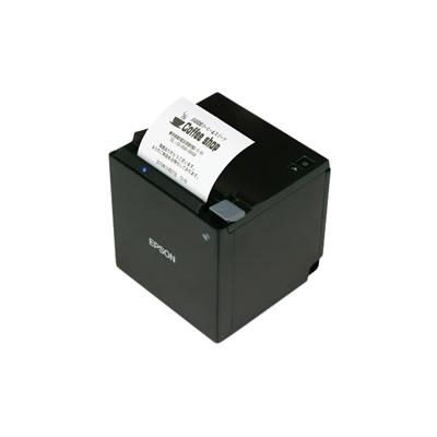 EPSON TM30UBE612 コンパクトレシートプリンター ブラック