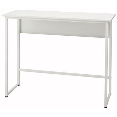 ハイテーブル 幅1200 ホワイト