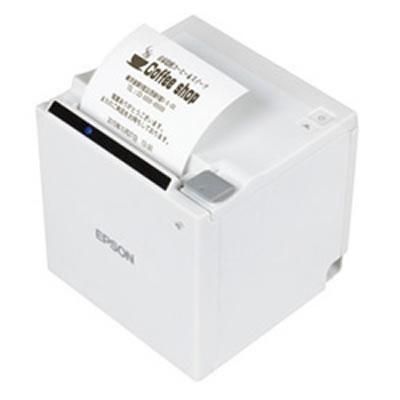 EPSON TM30UBE611 コンパクトレシートプリンター ホワイト