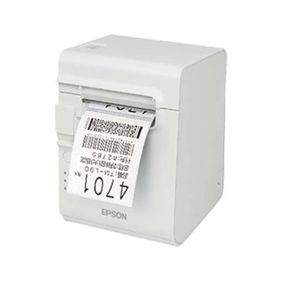 EPSON TML90UE431 モノクロラベルプリンター