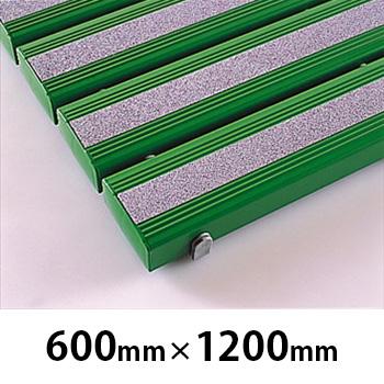抗菌すべり止め安全スノコ(完成品) 600×1200 緑