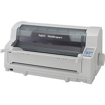 NEC PR-D700JE ドットインパクトプリンター 水平型 136桁 9枚複写 スタンダードモデル