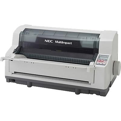 NEC PR-D700XE ドットインパクトプリンター 水平型 136桁 9枚複写 高速モデル