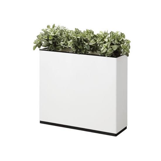 フラワーボックス 幅900 ホワイト