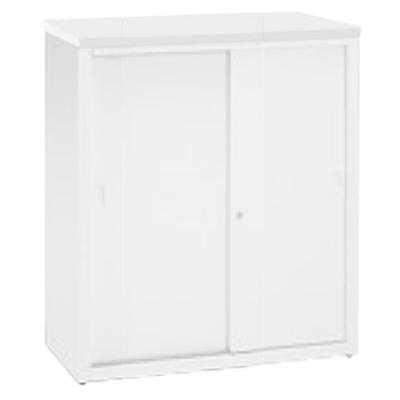 ハイカウンター900幅 引違いタイプ ホワイト