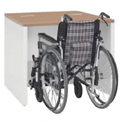 ローカウンター 車椅子対応タイプ ネオウッドミディアム
