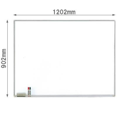 壁掛けホワイトボード ホーロー 幅1202mm