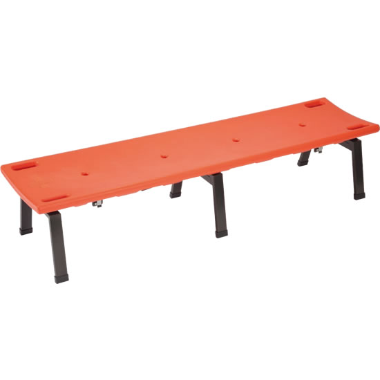 レスキューボードベンチ レスキューオレンジ