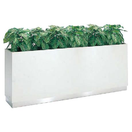 オカムラ プランターボックス 幅1800 ホワイト