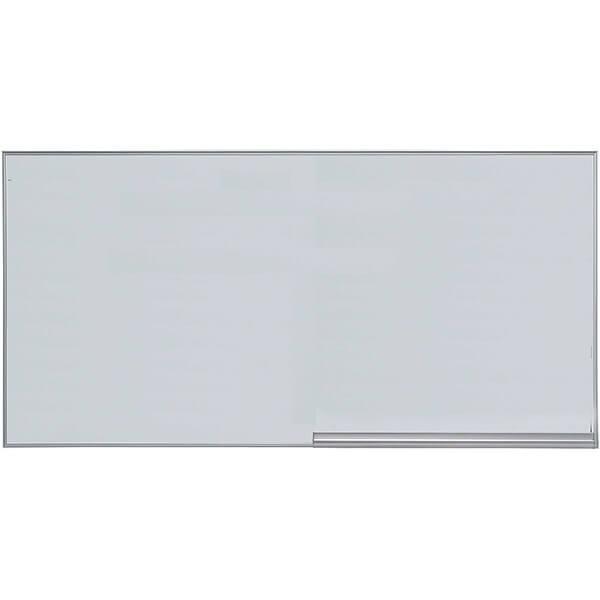 壁掛けホワイトボード ホーロー 幅1800mm