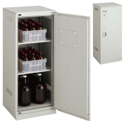 レクトBS 薬瓶保管庫 ライトスモーク 幅450×奥行450×高さ1115mm