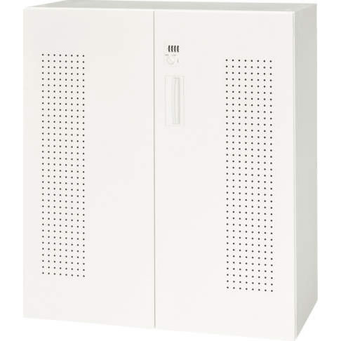ノートPC収納 固定型(12台収納) ホワイト