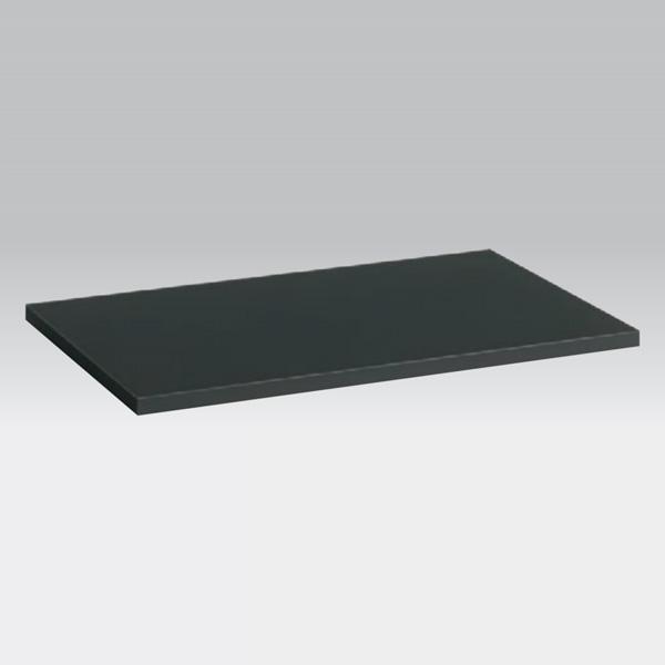 レクトラインラボ フラット天板 900幅 ブラック
