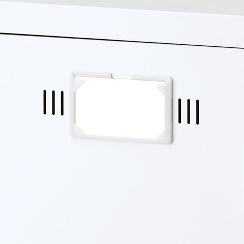 SLK・SLDW専用名刺ホルダー(オプション) 12ヶ入 ホワイト