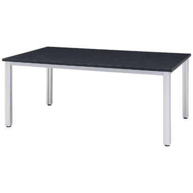 役員室用会議テーブル VP-FNシリーズ ブラック木目 幅2400mm